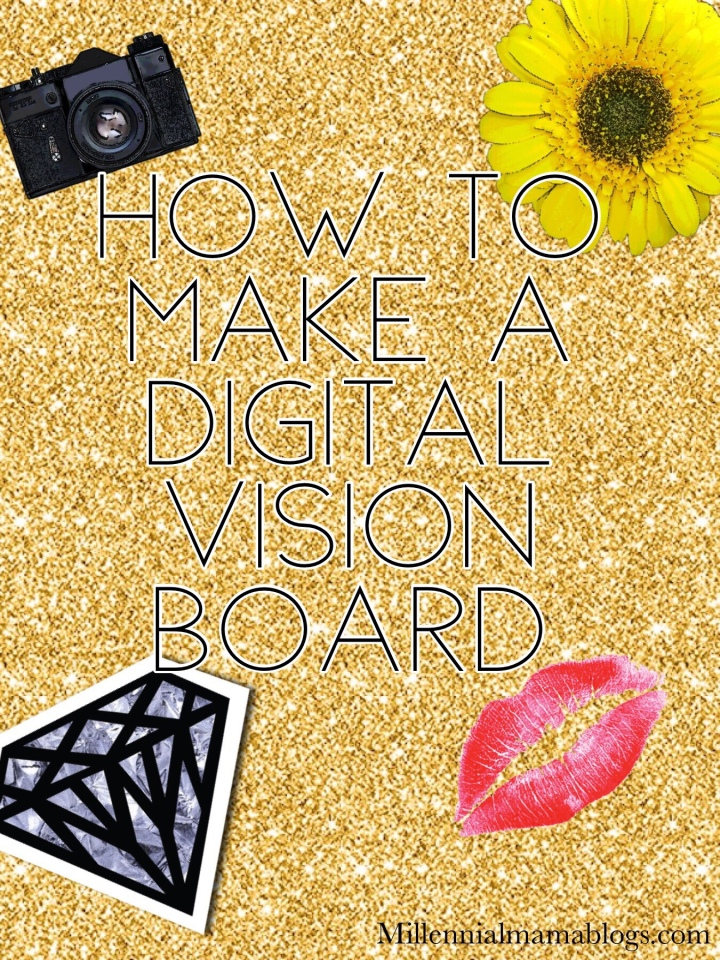 How To Make A Digital Vision Board in 5 Easy Steps